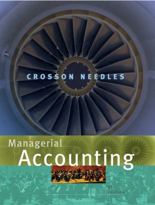 Managerial accounting-9780618777181-8-Susan V. Crosson & Needles, Belverd E.-Cengage Learning